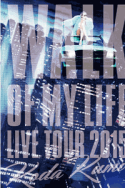 [DVD] Koda Kumi 15th Anniversary Live Tour 2015~WALK OF MY LIFE~(2DVD)