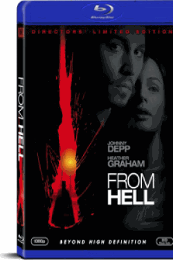 [Blu-ray] フロム・ヘル