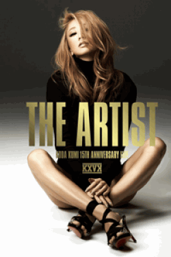 [DVD] KODA KUMI 15th Anniversary LIVE The Artist (初回生産限定版)