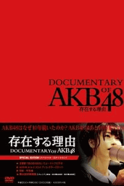 [DVD] 存在する理由 DOCUMENTARY of AKB48 DVDスペシャル・エディション