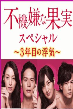 [DVD] 不機嫌な果実スペシャル~3年目の浮気~