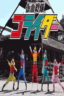 [DVD] 仮面戦隊ゴライダー