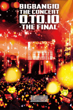 [DVD] BIGBANG10 THE CONCERT : 0.TO.10 -THE FINAL-