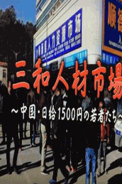 [DVD] NHKドキュメンタリー三和 人材市場~中国・日給1500円の若者たち~