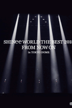 [DVD] SHINee WORLD THE BEST 2018 ~FROM NOW ON~ in TOKYO DOME