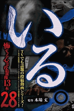 [DVD] 「いる。」~怖すぎる投稿映像13本~Vol.28