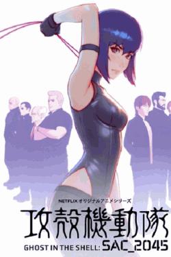 [DVD] 攻殻機動隊 SAC_2045【完全版】(初回生産限定版)