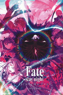 [DVD]  劇場版「Fate/stay night [Heaven's Feel]」III.spring song