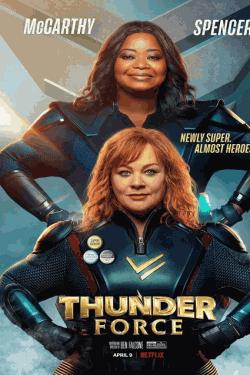 [Blu-ray]  サンダーフォース 正義のスーパーヒロインズ